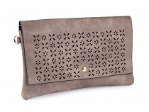 Handbag / Purse with Laser Cut Out 17x26 cm