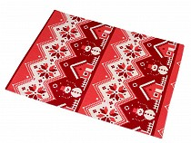 Christmas Placemats Double-Sided 33x45 cm