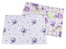 Double-sided Placemats 33.5x46 cm Lavender, Dots