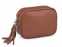 Italian Designer Leather Handbag / Purse 15x20 cm