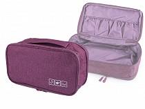 Cestovná taška / organizér na spodné prádlo 16x27 cm