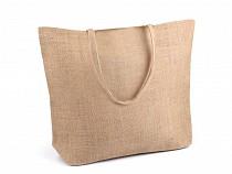 Juta táska díszítésre 35x45 cm