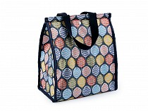 Folding Insulated Lunch Bag 25x29 cm