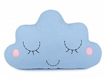 Pillow / Cushion Cloud 30x52 cm