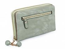 Dámska peňaženka s príveskom 10x16 cm