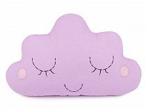 Pillow / Cushion  - Whale, Cloud  2nd quality