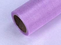 Organza / wstążka średni połysk szerokość 14,5 cm