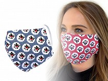 Cotton Face Mask to Tie
