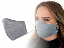 Mundschutz aus Baumwolle