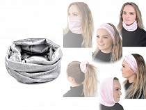 Multi-purpose Scarf / Face Mask / Snood