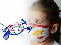 Cotton Face Mask for Children