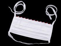 Design Mundschutzmaske mit Trikolore