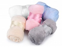 Super Soft Fitted Bed Sheet Minky Plush for Cribs