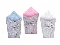 Baby Swaddle Wrap Blanket Minky