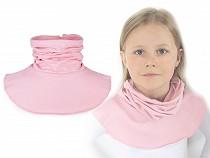 Detský bavlnený nákrčník