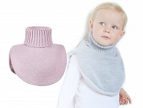 Children Knitted Turtleneck / Neck Warmer