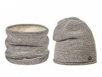 Ladies Winter Set Hat and Snood
