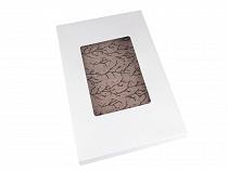 Bieżnik / obrus imitacja juty  44x170 cm
