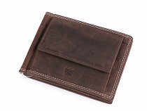 Mens Leather Wallet in Gift Box