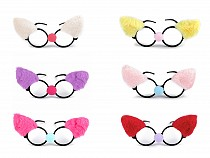 Party / Carnival Glasses - Cat