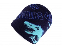 Boys Winter Hat Dinosaurus