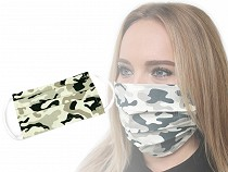 Cotton Face Mask 2-layers