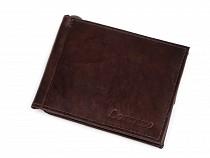Pánska peňaženka / dolárovka kožená