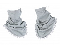 Scarf with Face Mask 2in1