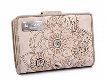 Kimmidoll kokeshi pénztárca 10x14 cm