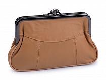 Dámska peňaženka kožená 10x17 cm