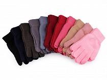 Dámské pletené rukavice