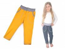 Spodnie dziecięce, dresowe, bawełniane