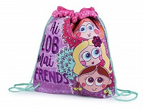 Girl's Drawstring Bag small 25x28 cm