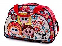 Utazói / sportol lányos táska