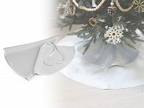 Podložka pod vianočný stromček, sada 2 ks