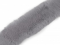 Clothing / Decorative Faux Fur Trim width 5 cm