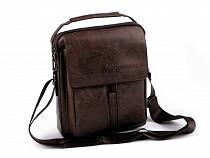 Men's crossbody bag 24x20 cm