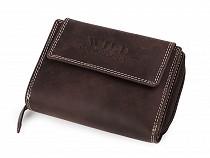 Leather Wallet 9.5x13 cm