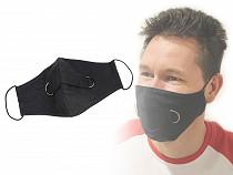 Men's Design Face Mask - 2-layer, cotton