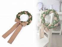 Braided Wreath