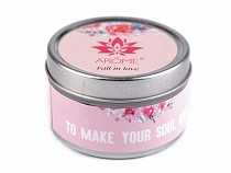 Fragranced Candle in a Tin 60 g