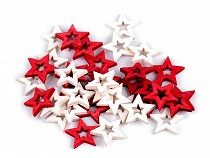 Decorative Wooden Cut-out to glue on - Star, Angel, Comet