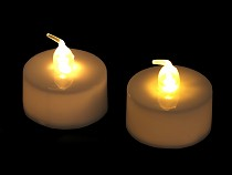 Battery Operated Tea Light Candle Ø36 mm