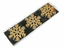 Christmas Snowflake for hanging Ø10 cm in a box