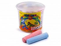 Sidewalk Chalks 20 pcs