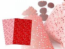 Gift Bag / Sachet, Heart 16x24.5 cm