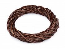 Wicker Wreath Ø30 cm