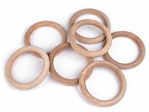 Dřevěný kroužek Ø85 mm 2. jakost