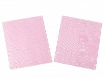 Plastová textúra pre prácu s polymérovou hmotou