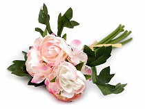 Artificial Bouquet of Ranunculus and Hydrangea